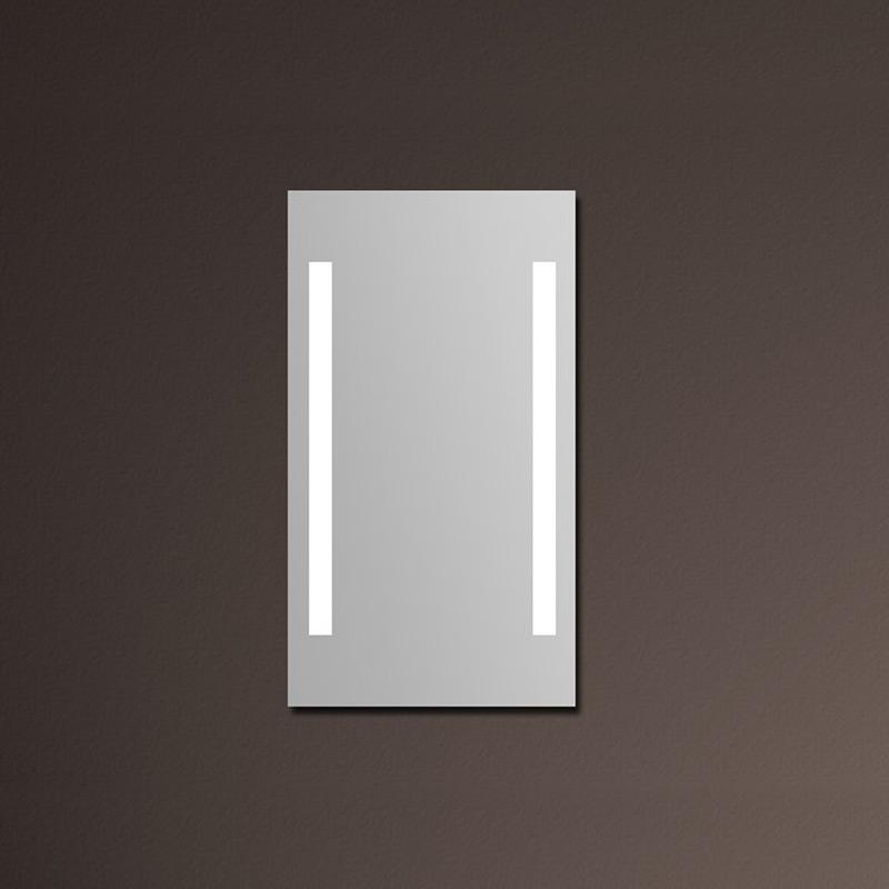 Pack promo toilette nero for Miroir eclairant