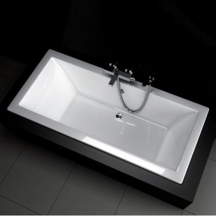 Esth tisme et confort baignoire rect olu - Baignoire centrale design ...