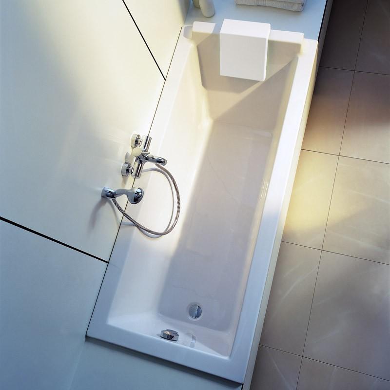 baignoire rectangulaire 150 170 cm acrylique duravit. Black Bedroom Furniture Sets. Home Design Ideas