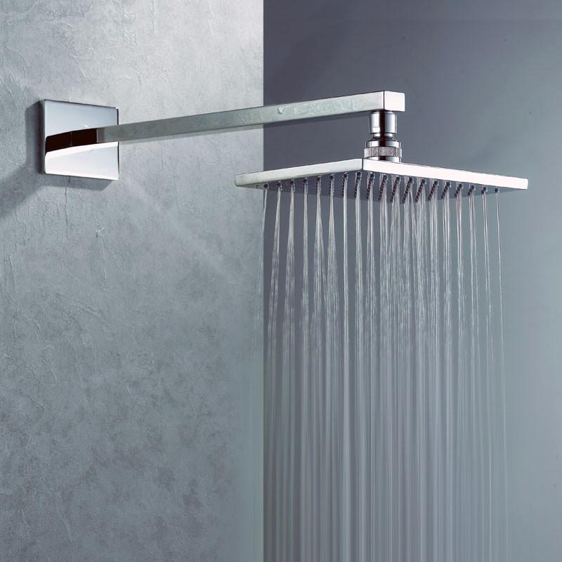 Pack douche encastrer mitigeur nova for Support gel douche salle bain