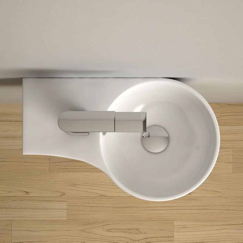 Lave main faible profondeur meuble lavemains pix gris cm with lave main faible profondeur good - Lave main wc faible profondeur ...