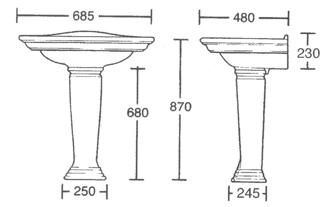 hauteur lavabo salle de bain norme - Hauteur Lavabo Salle De Bain Norme