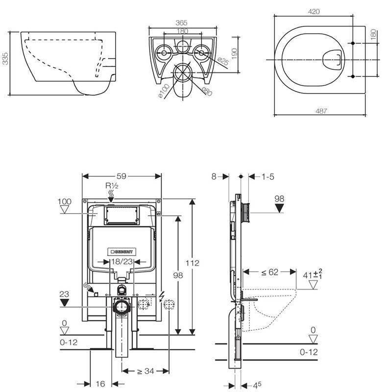 pour ma famille notice de montage wc suspendu grohe cuvette. Black Bedroom Furniture Sets. Home Design Ideas