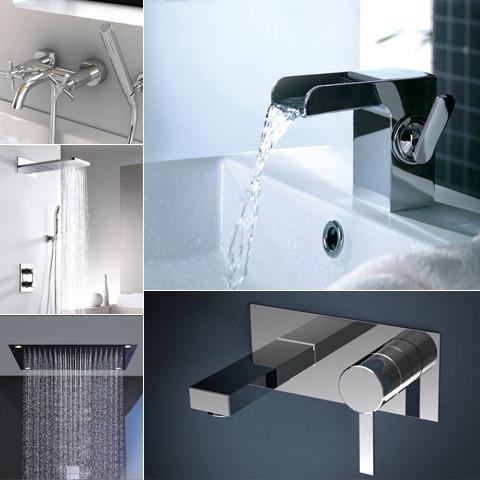 robinetterie pour la salle de bain. Black Bedroom Furniture Sets. Home Design Ideas