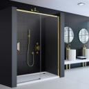 Salle de bain noire : réussir le total look black