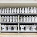 La porcelaine dans la salle de bain : fabrication, qualités et défauts