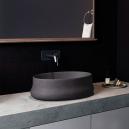 Vasque en béton : 5 façons de l'adopter dans votre salle de bain