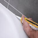 Comment enlever un joint en silicone d'une baignoire ?