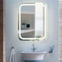 Comment poser un miroir éclairant dans une salle de bain ?