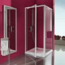 Comment poser une porte de douche pivotante ?