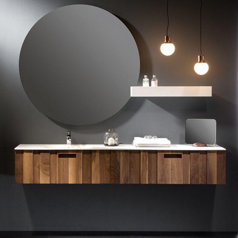 Meuble salle de bain 160 cm maison design for Meuble salle de bain 160 cm