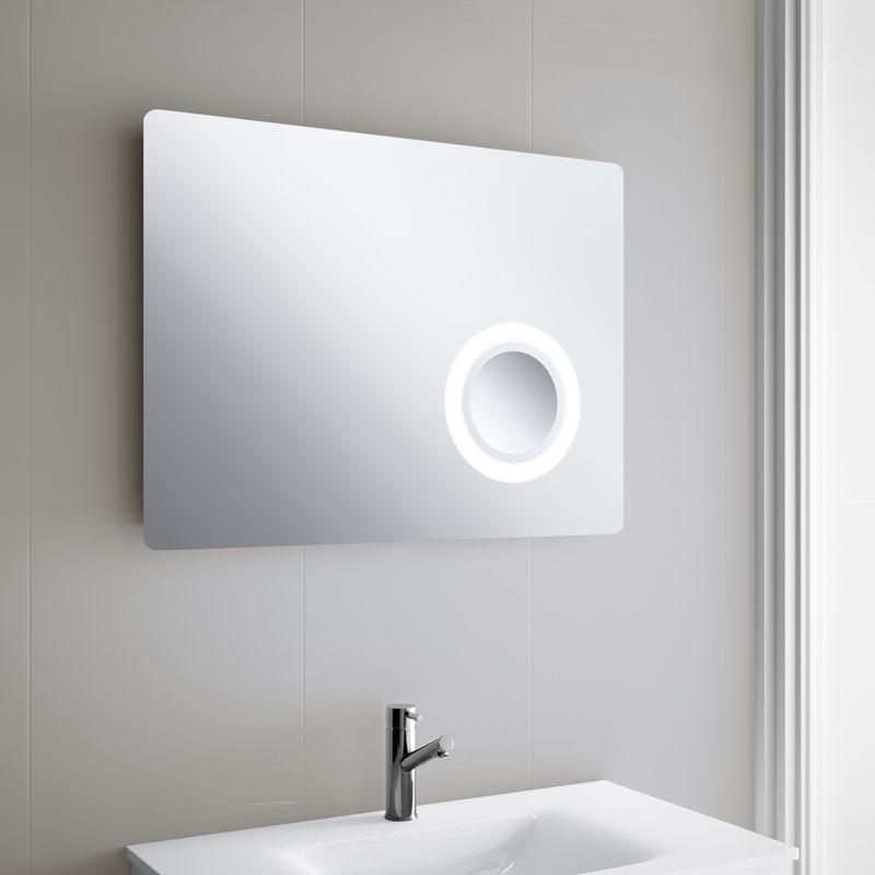 Miroir salle de bain tactile les derni res for Miroir horizontal salon