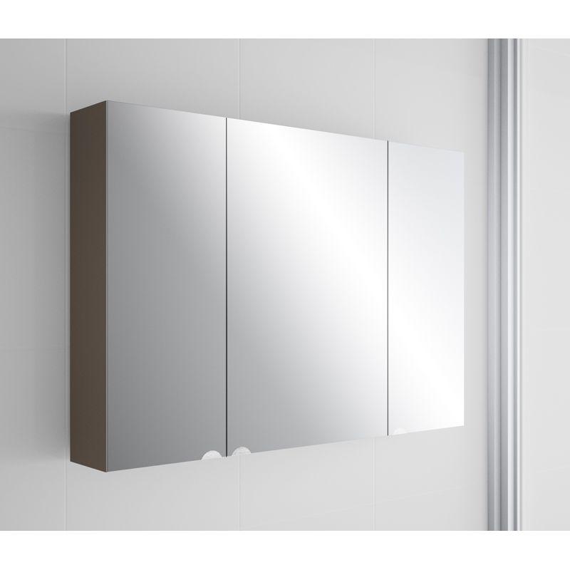 Armoire de toilette graz 94 cm for Salle de bain 94 jeu
