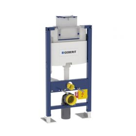 Bati-support WC Geberit Duofix Omega 12 cm, hauteur 98 cm, Autoportant