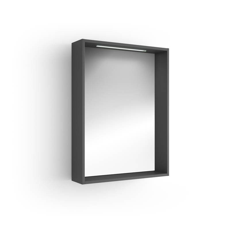 Miroir Lumineux Salle De Bain 60x80 Cm