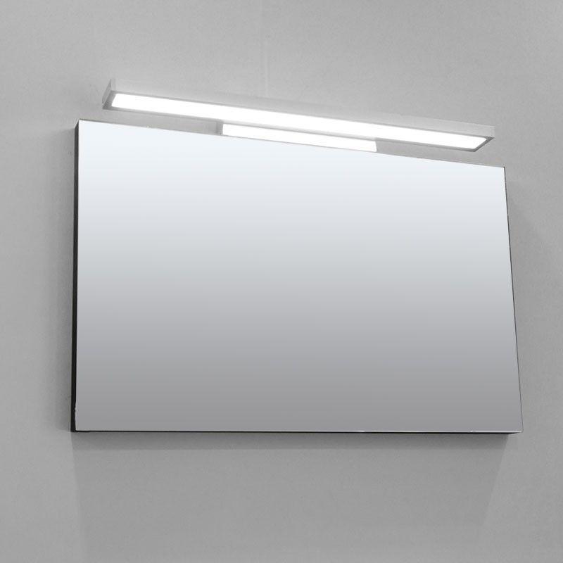 Applique pour miroir ecoled cube 49 cm 12w for Cube miroir habitat