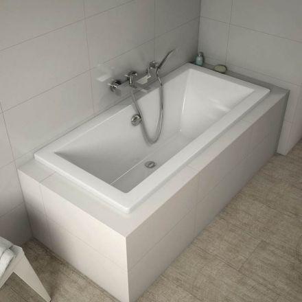 baignoire rectangulaire 150x70 cm acrylique olu. Black Bedroom Furniture Sets. Home Design Ideas
