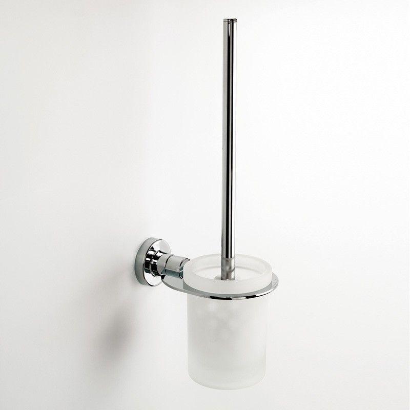 Porte-balayette en verre Tecno Project