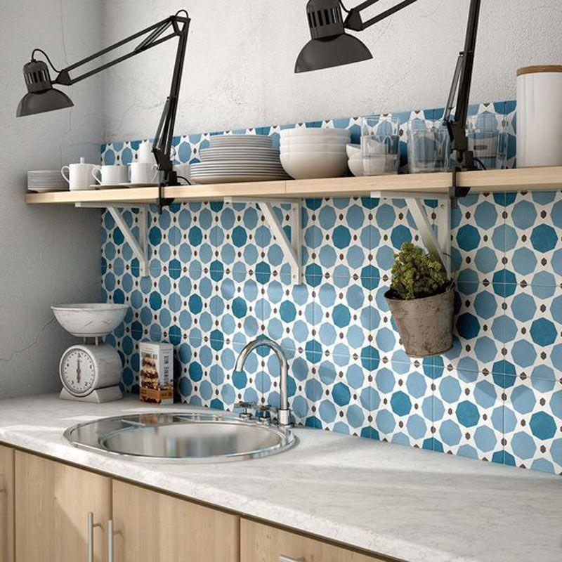 Carrelage Sapphire colours 20x20 cm