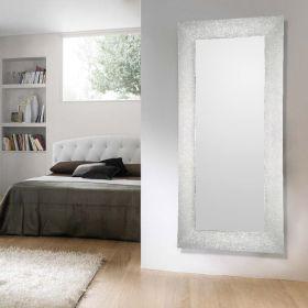 Valérie, miroir salle de bain 168x73 cm, verre transparent