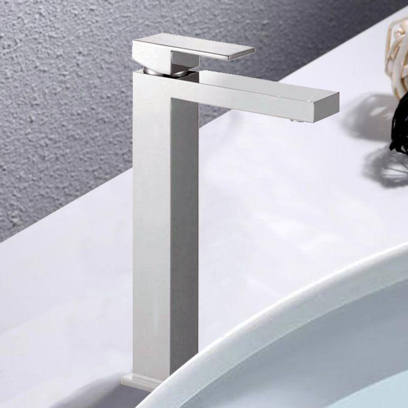 Robinet mitigeur lavabo surélevé avec bonde, Sarre