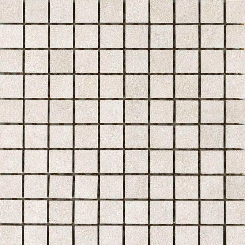 Mosaïque Icon Bone White 30x30 cm