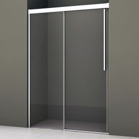 Porte de douche water 90 100 cm for Porte coulissante salon 140 cm