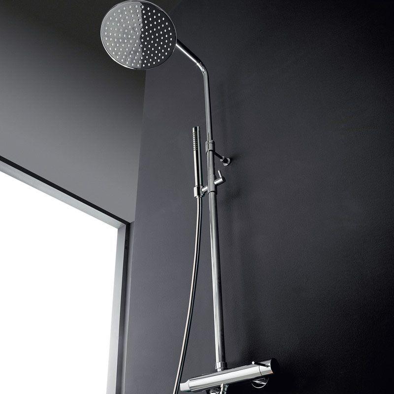 Up, colonne de douche, mitigeur, chromée