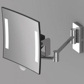 Miroir grossissant lumineux (x3)