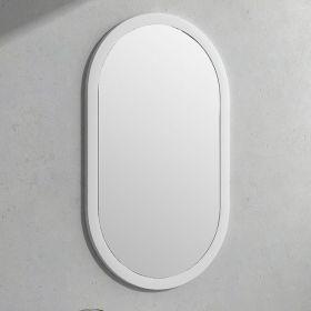Miroir minéral , 55x85 cm, matière composite minerale, Boyard