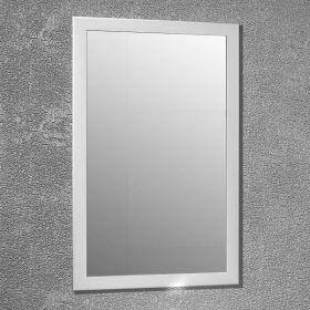 Miroir minéral , 91x56 cm, matière composite minerale, Rectangulaire