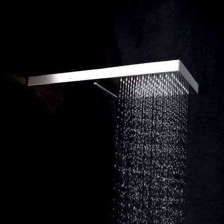 pomme de douche niagara 2 jets pluie cascade. Black Bedroom Furniture Sets. Home Design Ideas