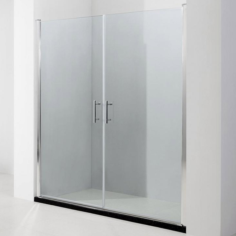Porte de douche saloon, de 90 cm, Orense