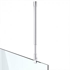 Equerre de montage mur/plafond 70 à 120 cm