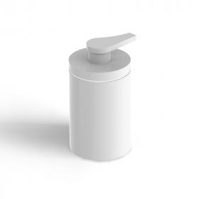 Distributeur de savon à poser blanc, Infinity Flow