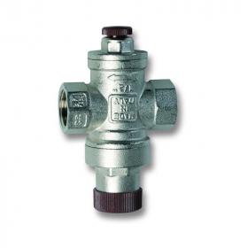 Réducteur de pression avec prise manometro 1/2