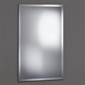 Miroir salle de bain biseauté, 40x70 cm, Reflect