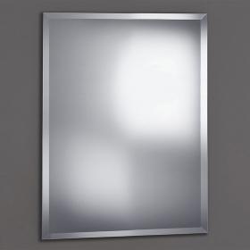 Miroir salle de bain biseauté, 60x80 cm, Reflect