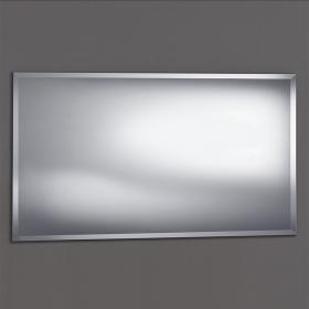 Miroir salle de bain biseauté, 140x80 cm, Reflect