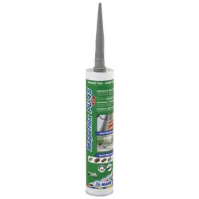 Mastic-colle polyuréthane, à haut module élastique, rapide, pouvant être peint