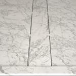 Receveur De Douche, pierre Carrara, 90x90 à 200x90 cm, Apolo central