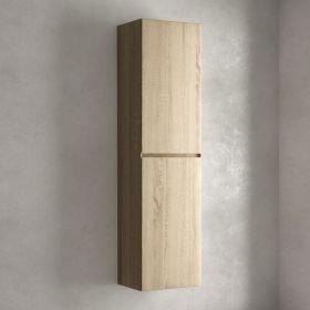 Colonne de rangement bois Cambrian, 174 cm, Essentiel