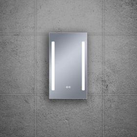 Miroir éclairant LED, 40x70cm, Luce