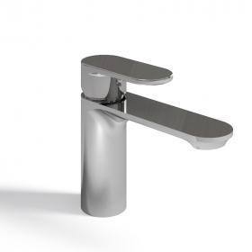Robinet mitigeur lavabo chromé, Seine