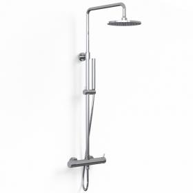 Colonne de douche mitigeur Châtelet, chromée