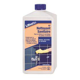 Nettoyant sanitaire, 1L, Lithofin KF