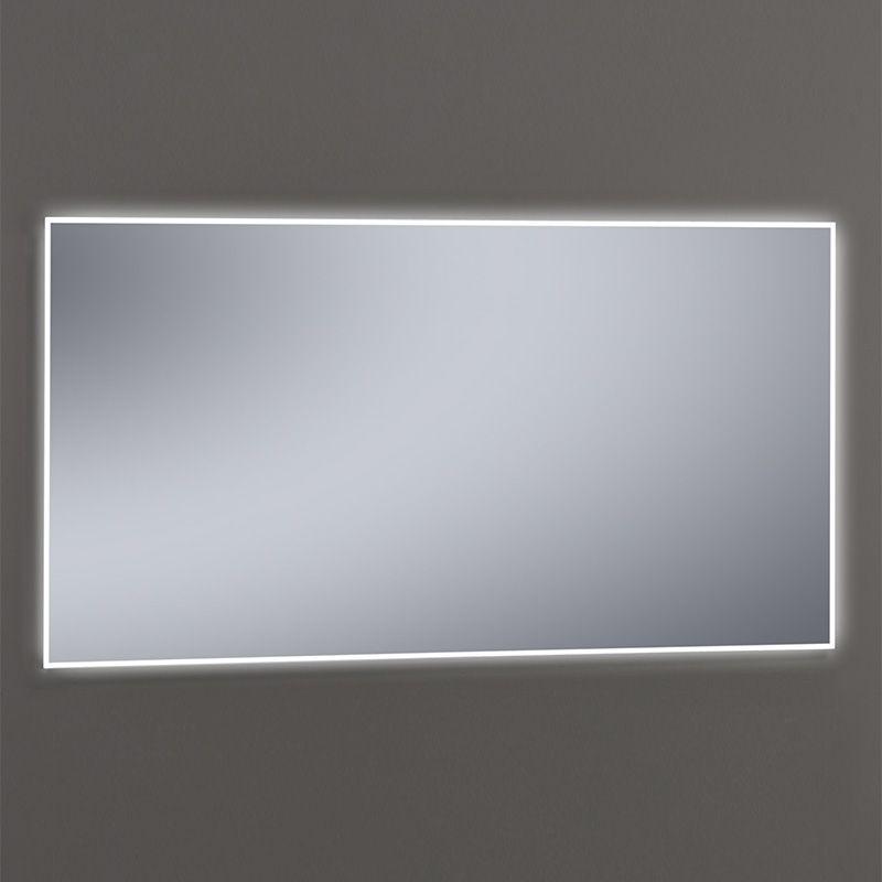 Miroir lumineux LED salle de bain,120x80 cm, Shira