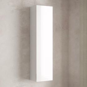 Colonne de rangement 120cm, Blanc Brillant, Scale