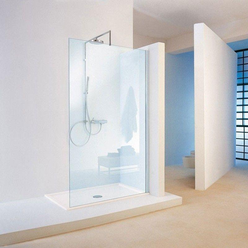 paroi de douche fixe kybos 140 cm colonne de douche. Black Bedroom Furniture Sets. Home Design Ideas