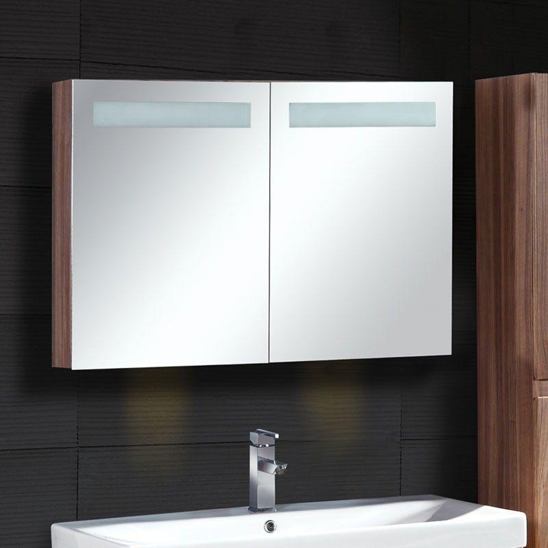 armoire de toilette legna p1000. Black Bedroom Furniture Sets. Home Design Ideas